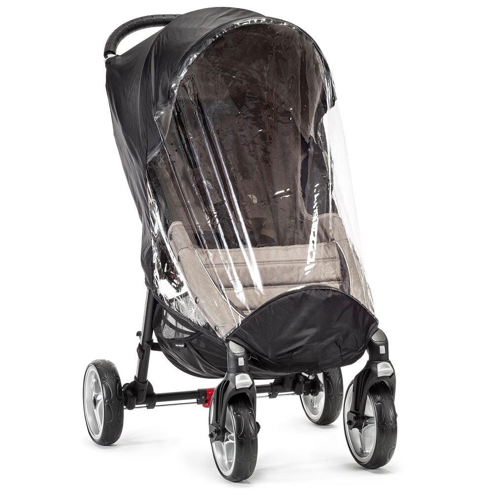 Image of   Babyjogger Regnslag Til City Mini 4W/Tour Lux