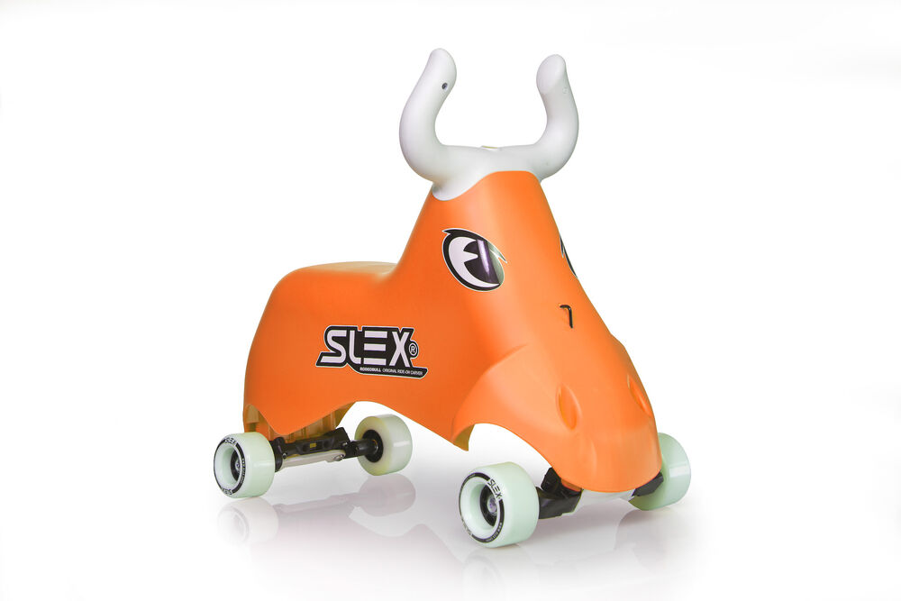 Image of Slex Rodeo Bull Orange (862ddeea-12dc-4061-b3cf-8544a62c1b2f)