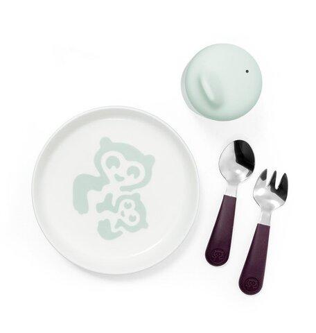 Stokke Munch Essentials spisesæt Mint STOKKE®
