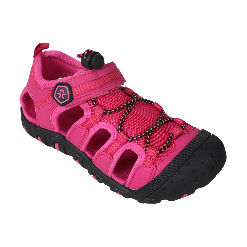 Image of   Color Kids Thorold Sandaler - 443 Raspberry