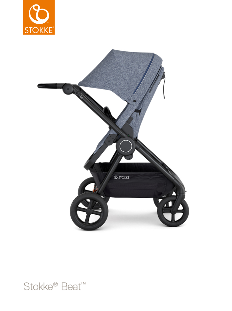 Image of   Stokke® Beat Blue Melange