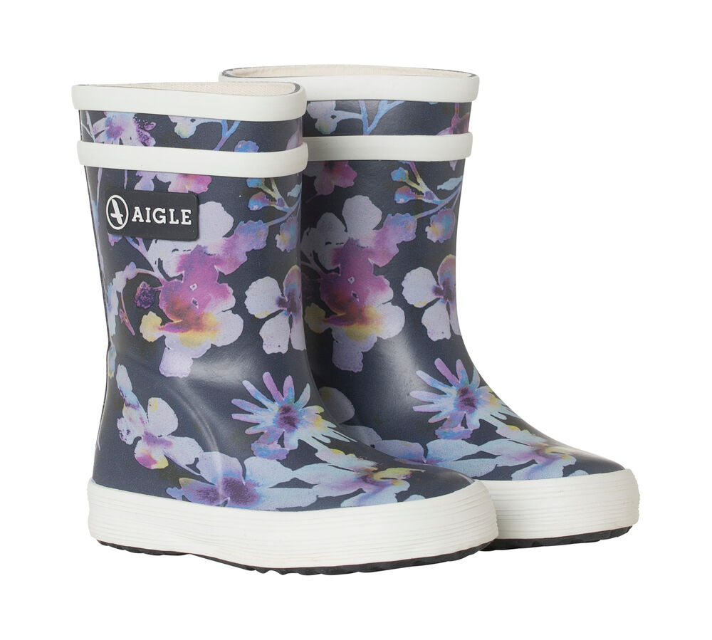 Image of   Aigle Baby Flac - Darkflower