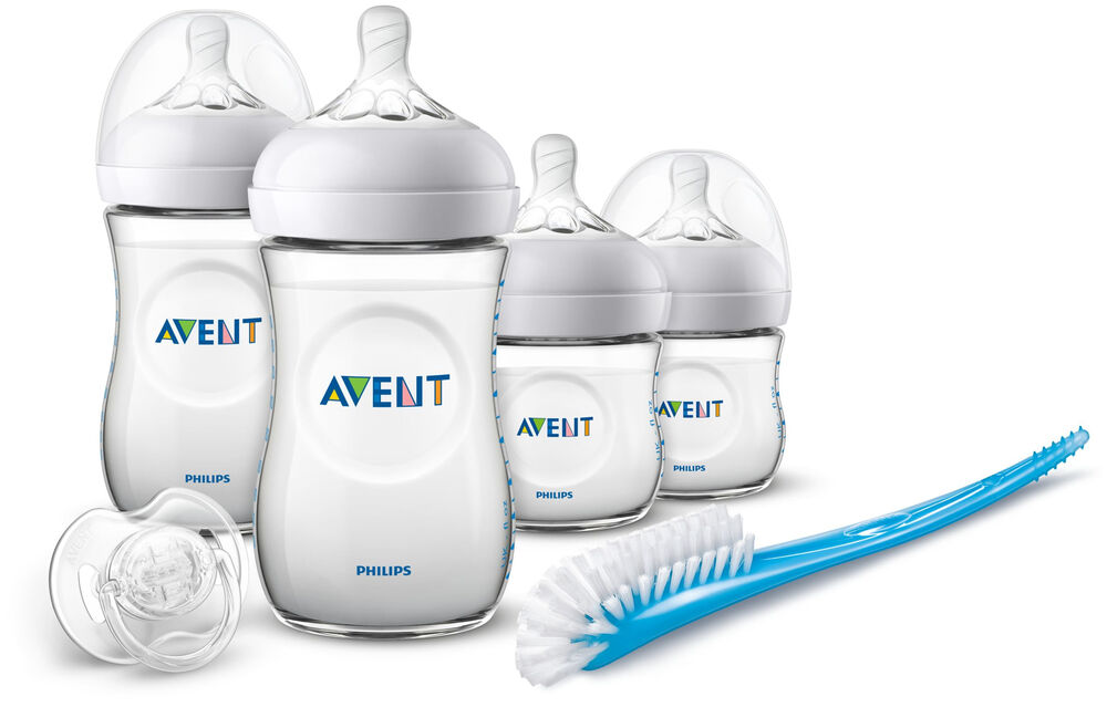 Image of   Philips Avent Natural startsæt