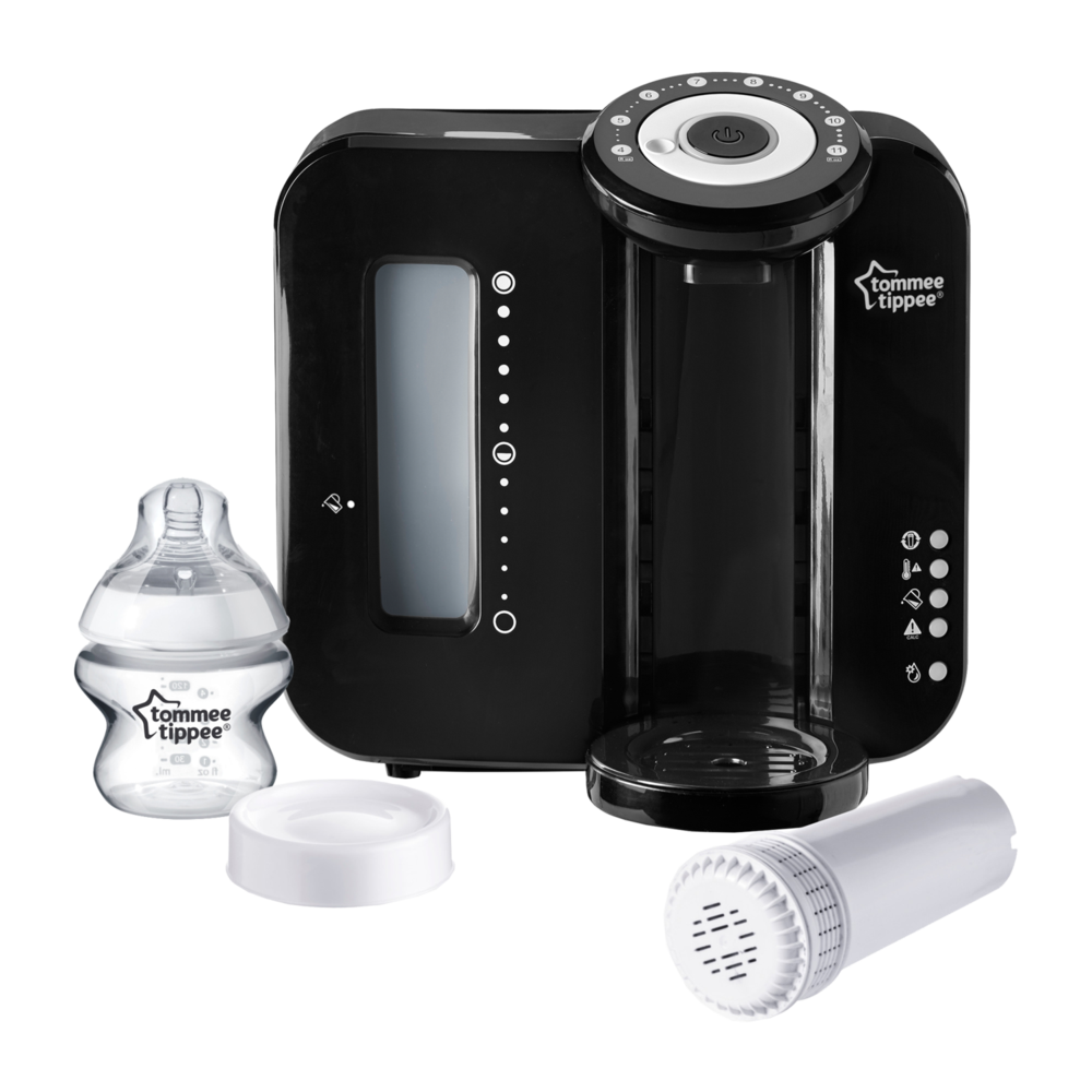 Image of Tommee Tippee Perfect Prep maskine - Sort (8b793257-2518-4b31-98cb-30ceb0cce7c5)