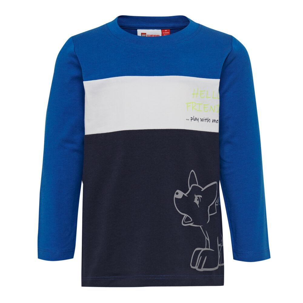 LEGO Wear Lwtommas 103 T-shirt - 575 - Overdele - LEGO Wear