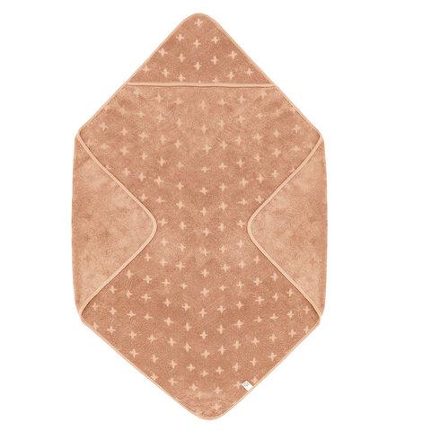 Baby Håndklæde 100x100 - Dream Blush