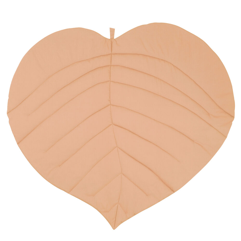 Image of   Müsli Leaf Tæppe 100x85 - Dream Blush
