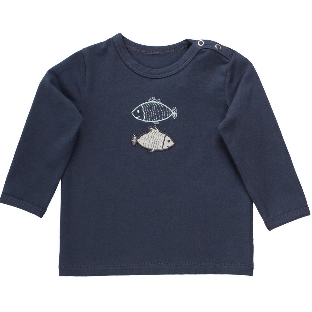 Image of   BeKids Ocean Langærmet T-shirt - 019411006