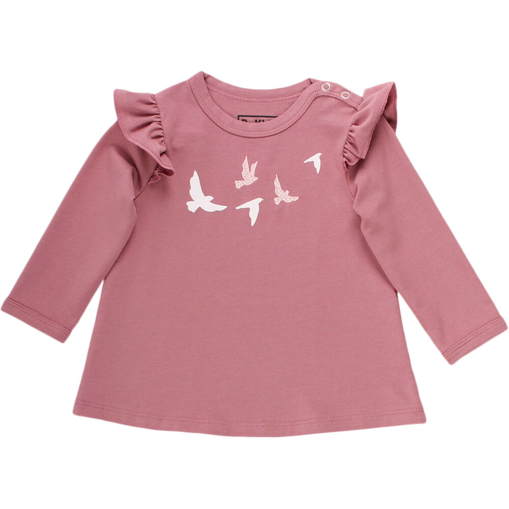Image of   BeKids Shadow Langærmet T-shirt - 017151101