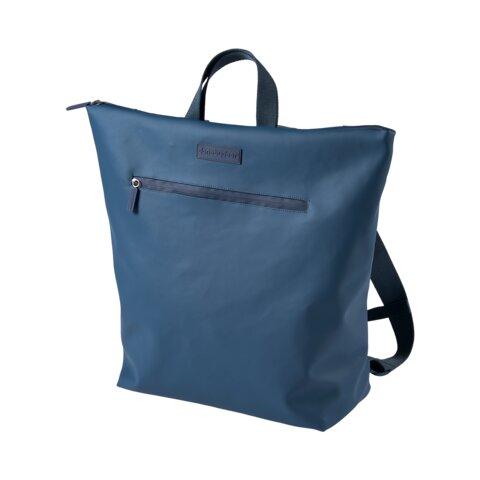 Puslerygsæk - Mørkeblå