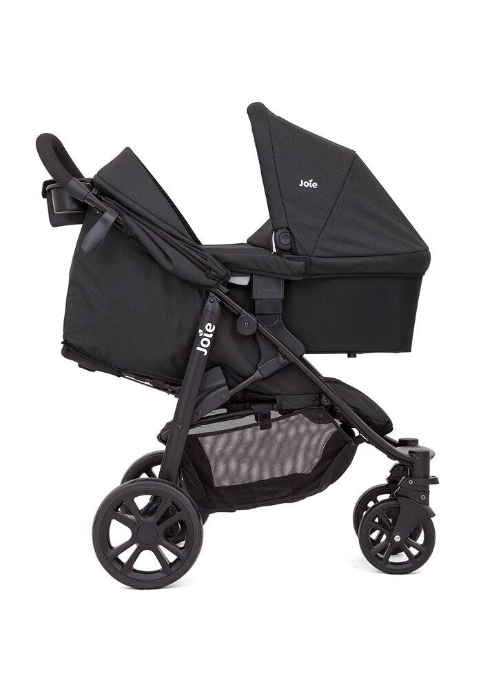 Image of Joie Litetrax 4 & Ramble Babylift - Ember (dcf23bc2-a483-4cb3-a9b7-79ba20337c67)