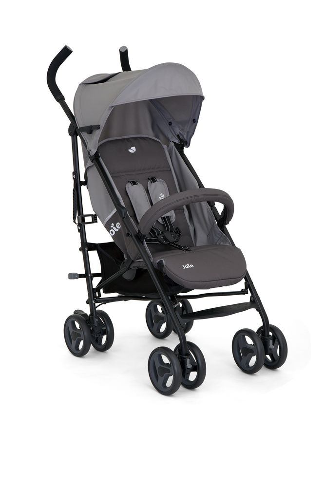 Image of Joie Nitro LX Paraplyklapvogn - Dark Pewter (c11e4585-79c6-4491-8c0d-ff24aa29a618)
