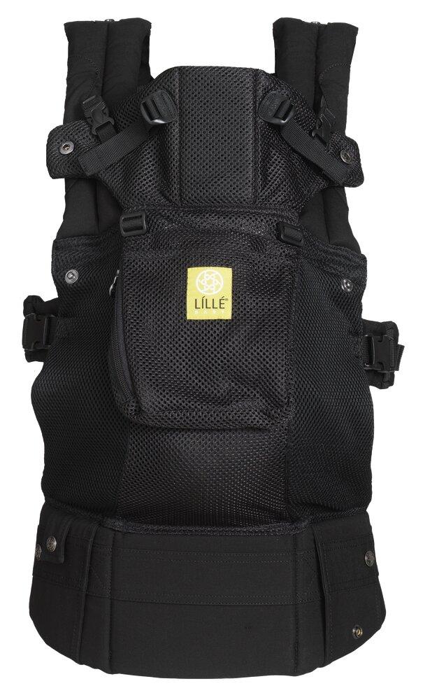 Image of LÍLLÉ BABY Complete Airflow - Black (f2a2bec8-0f6a-4048-80b1-d935494ca514)