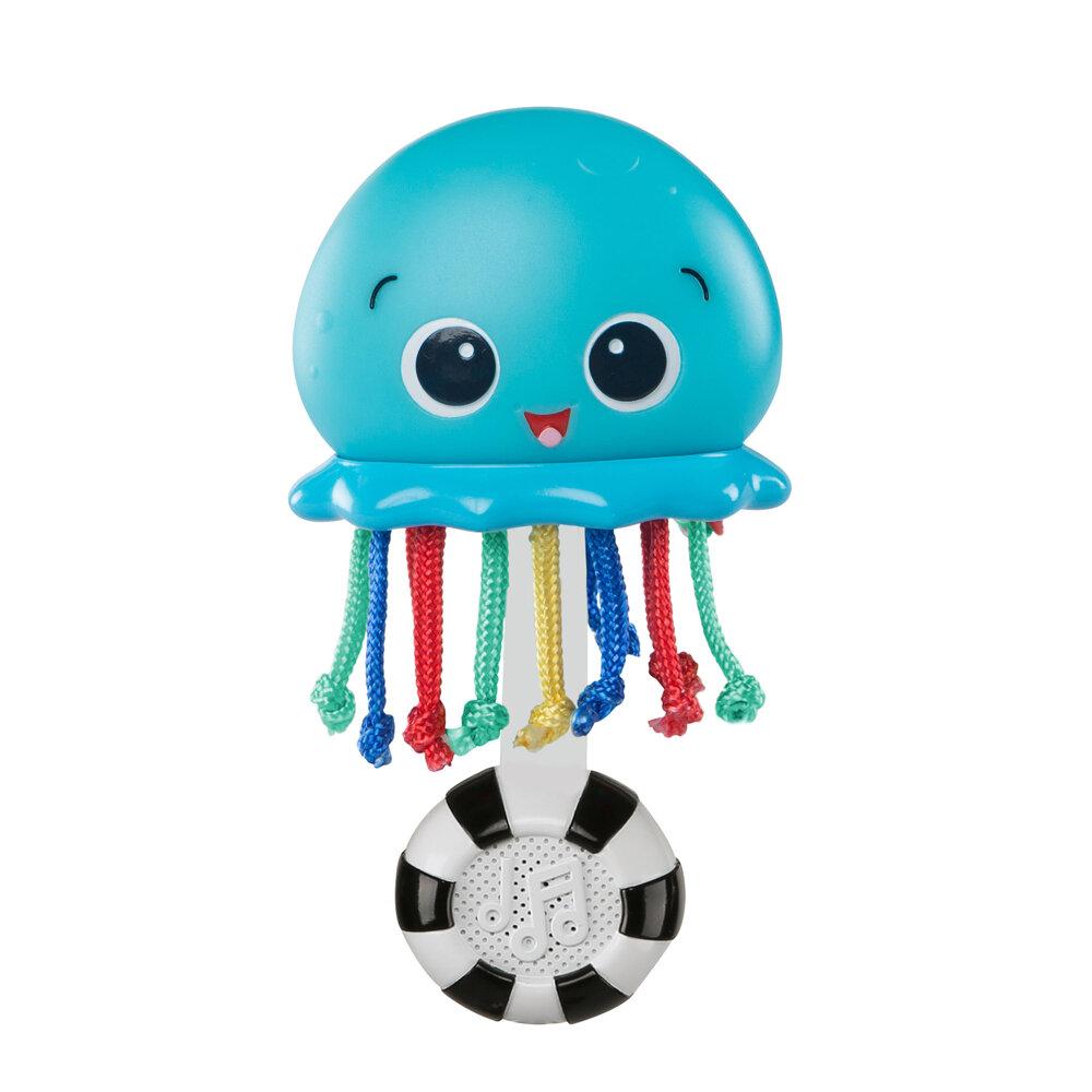 Image of   Baby Einstein Lysende Shaker Blæksprutte