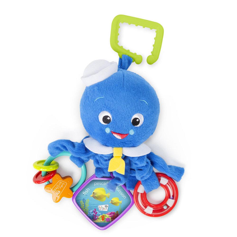 Image of   Baby Einstein Blæksprutte Aktivitetlegetøj
