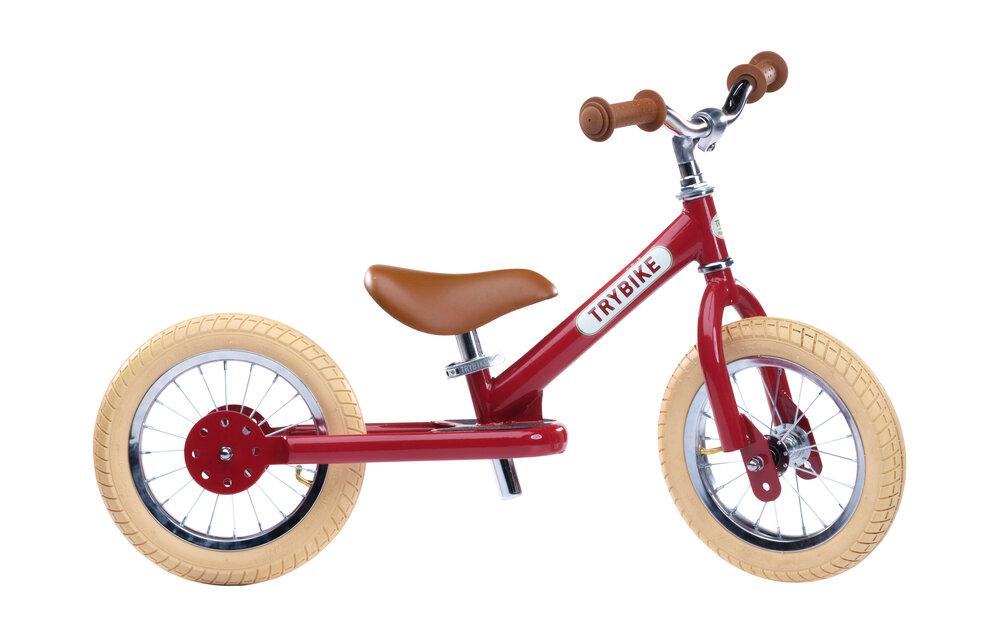 Trybike 2-Hjul, Rød thumbnail