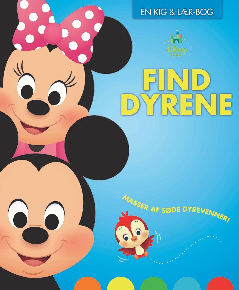 Image of Karrusel Disney Baby Kig & Lær Find Dyrerne (2cae7d99-9123-465b-a95c-b9b7743e551d)