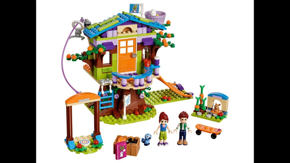 LEGO Mias Trætophus 41335 thumbnail