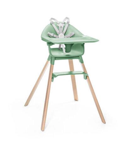 Clikk højstol - clover green