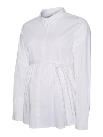 Kaja Skjorte - Bright White