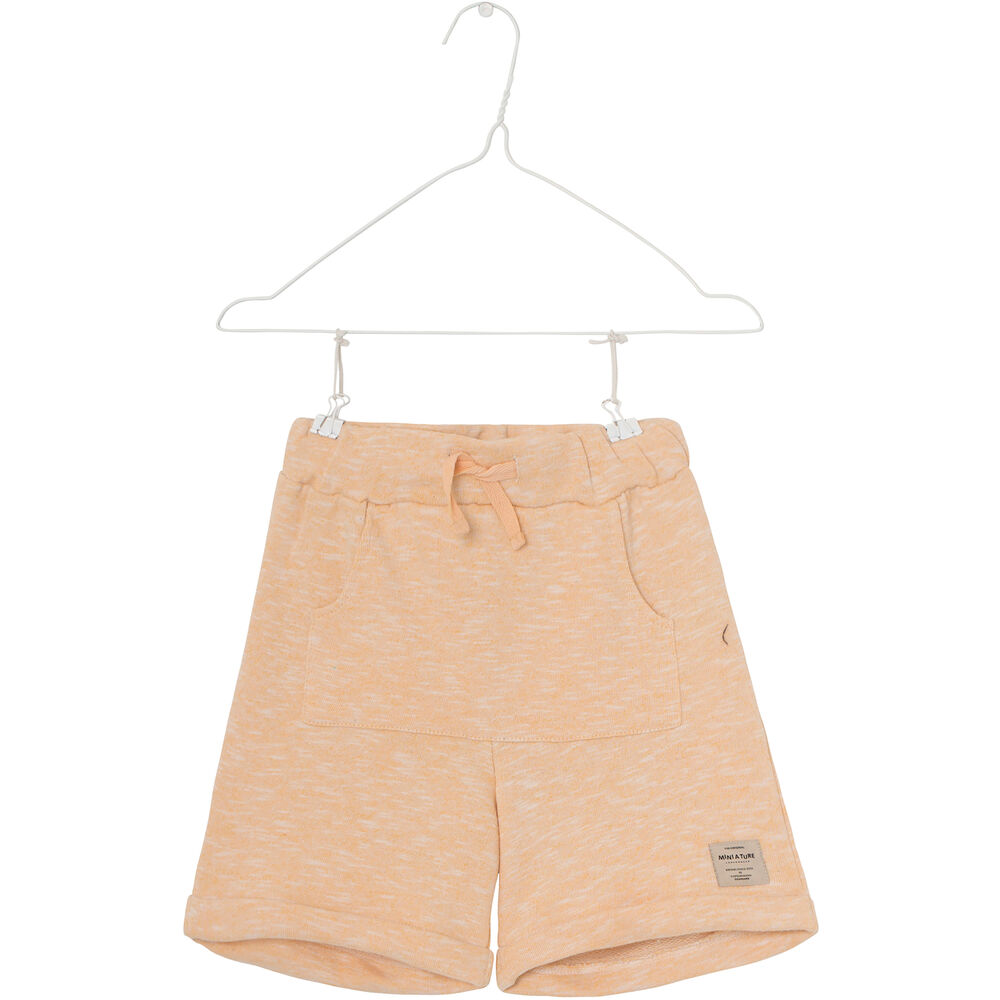 Mini A Ture Jordi Shorts - Chamois Orange