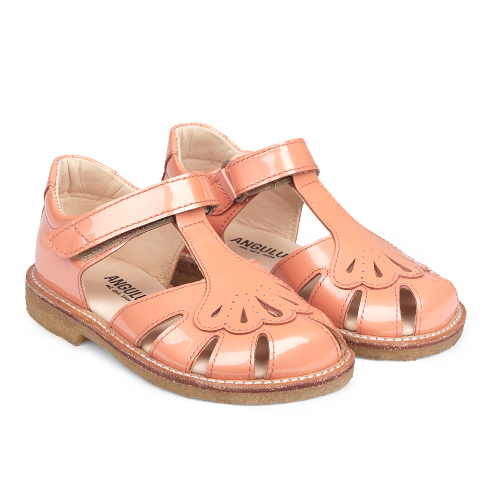 Image of   Angulus Sandal Med Justerbar Velcrolukning - 2355
