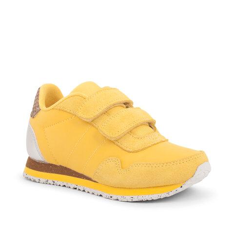 Nora Metallic Heel sneakers - 607
