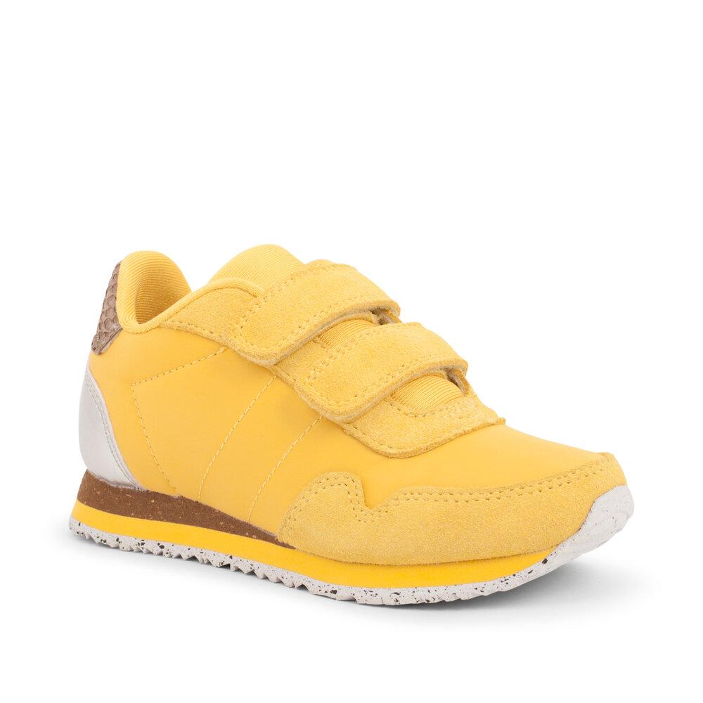 Image of Woden Nora Metallic Heel sneakers - 607 (07c7fd30-0b38-4983-89b4-c5b1b29e1f4a)