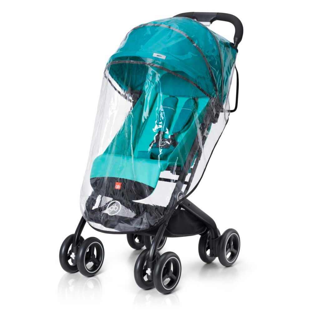 Image of   GoodBaby Regnslag Til Qbit+ All-Terrain Tran