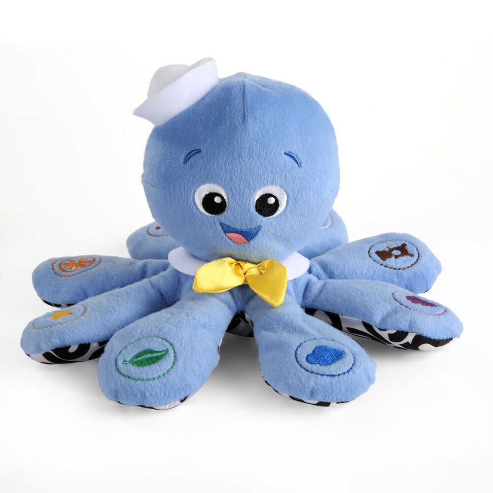 Image of   Baby Einstein Octoplush Blæksprutte