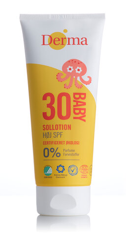 Eco Baby Sollotion SPF30