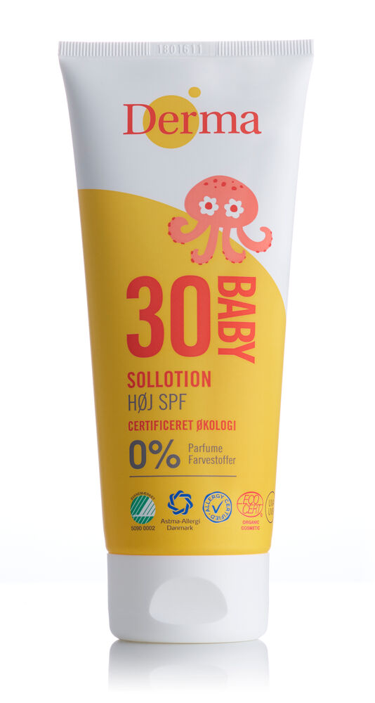 Image of   Derma Eco Baby Sollotion SPF30