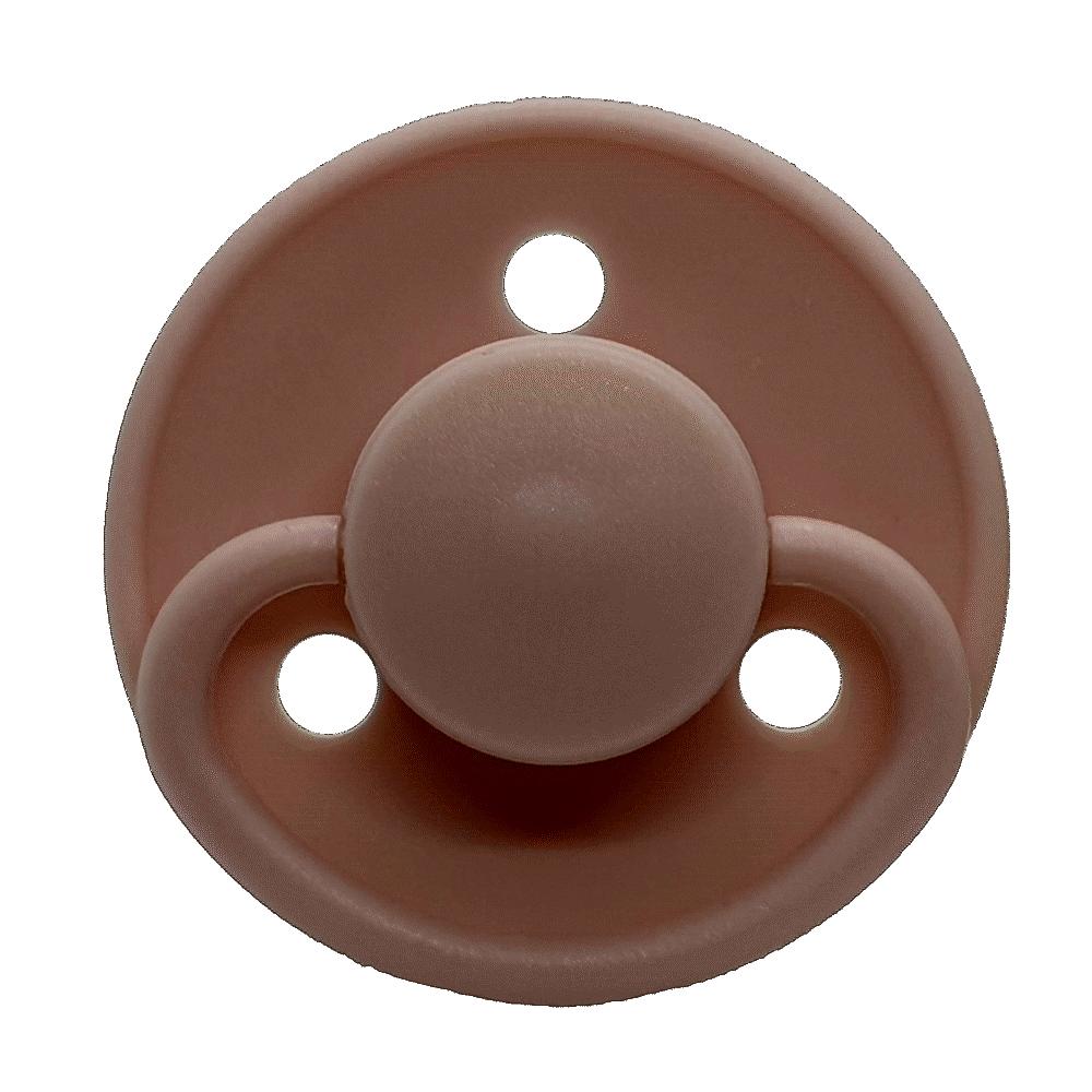 Mininor Rund sut latex 0m lyserød thumbnail