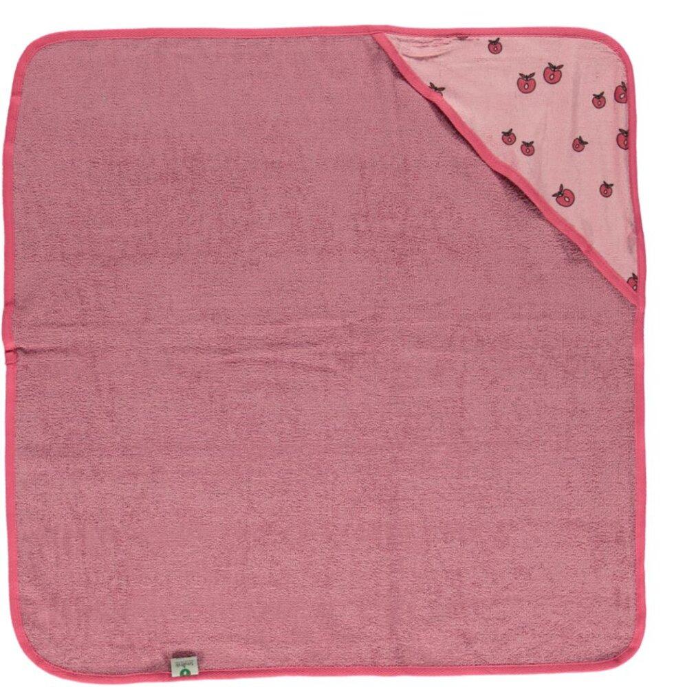 Småfolk Baby Håndklæde - Sea Pink thumbnail