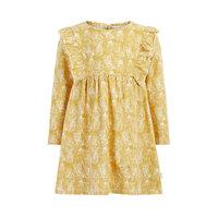 Kjole med print - 3031