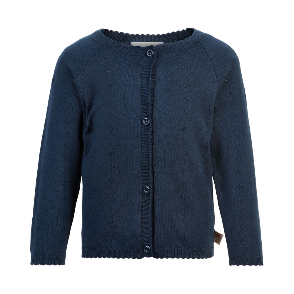 Image of   Creamie Cardigan pointelle - 7850