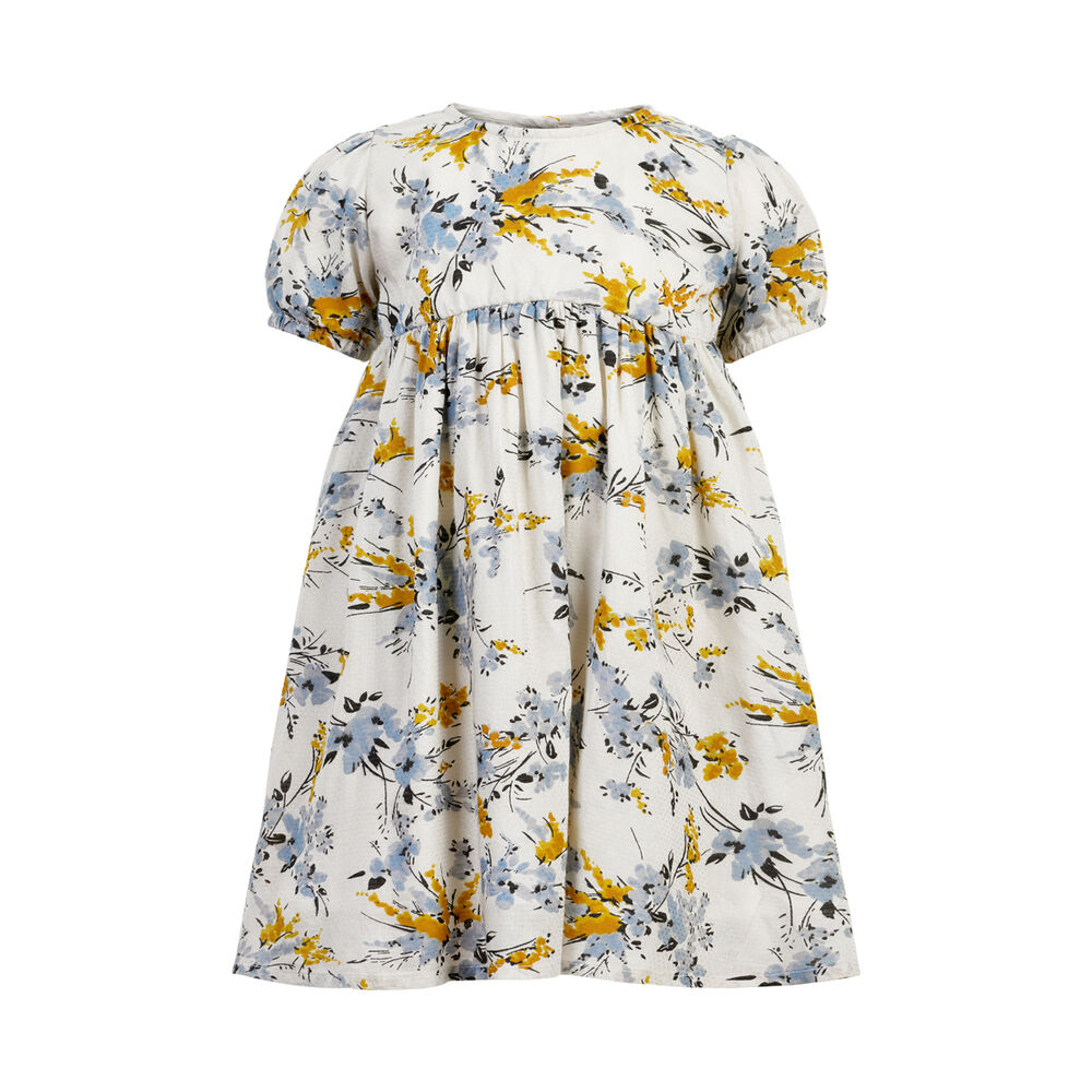 Image of   Creamie Kjole blomster dobby - 1103