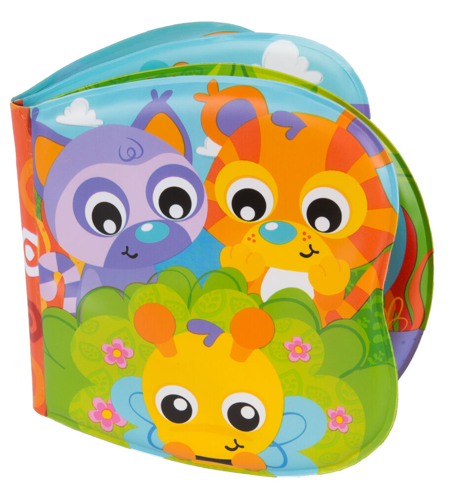 Image of   Playgro Badebog Little Bee's eventyr