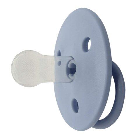 Rund sut silikone 0m 2-Pak - blå