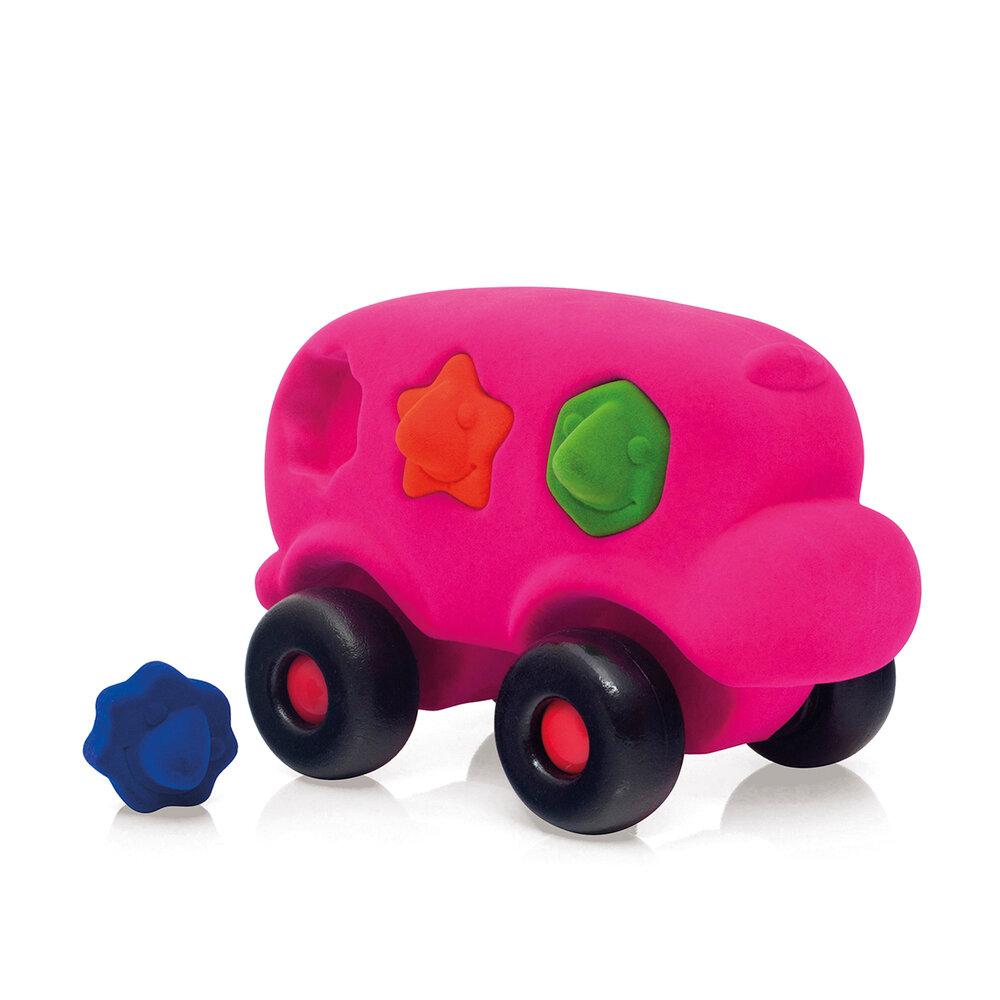 Image of Rubbabu Bus Pink (4f63292c-c6b5-479c-90f1-3f2b90fc1e84)