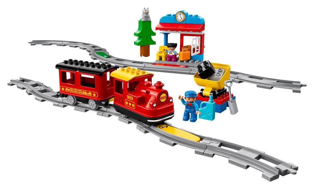 LEGO Damptog 10874 - Byggesæt & klodser - LEGO