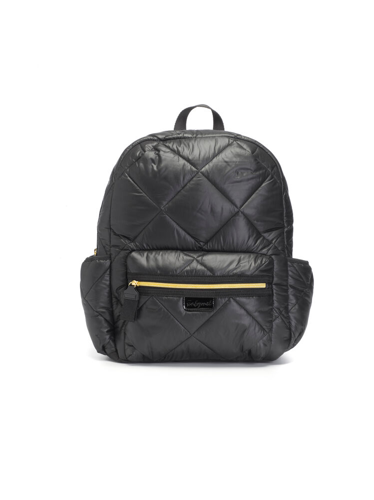 Image of   Babymel Luna Ultra Lite Quilted Black