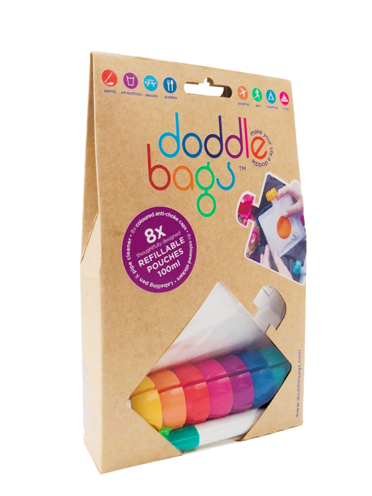 Image of   Doddle Bags Doddlebags 8 stk.