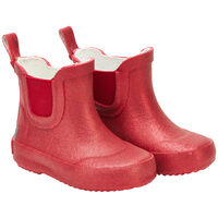 Korte støvler med glitter - 4430