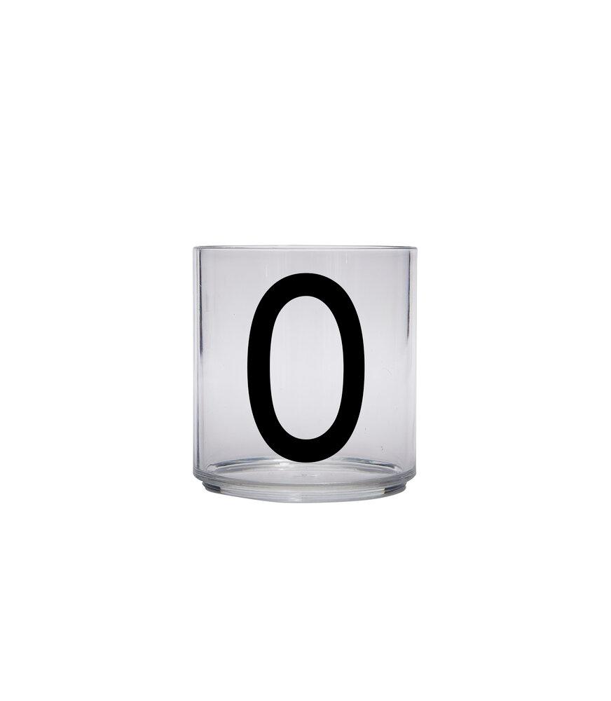 Image of   Design Letters Drikke Glas O