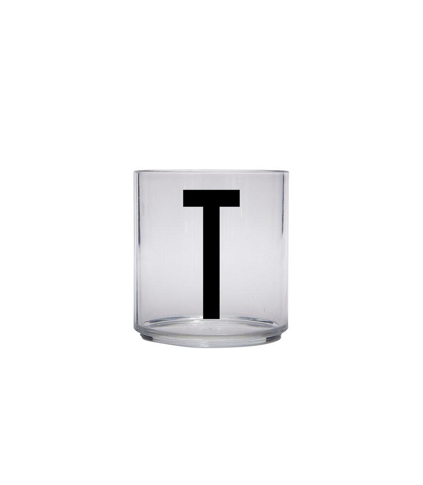 Image of   Design Letters Drikke Glas T