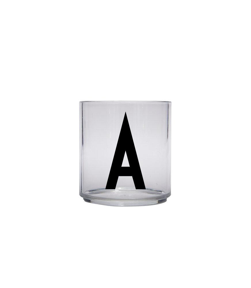 Image of   Design Letters Drikke Glas A