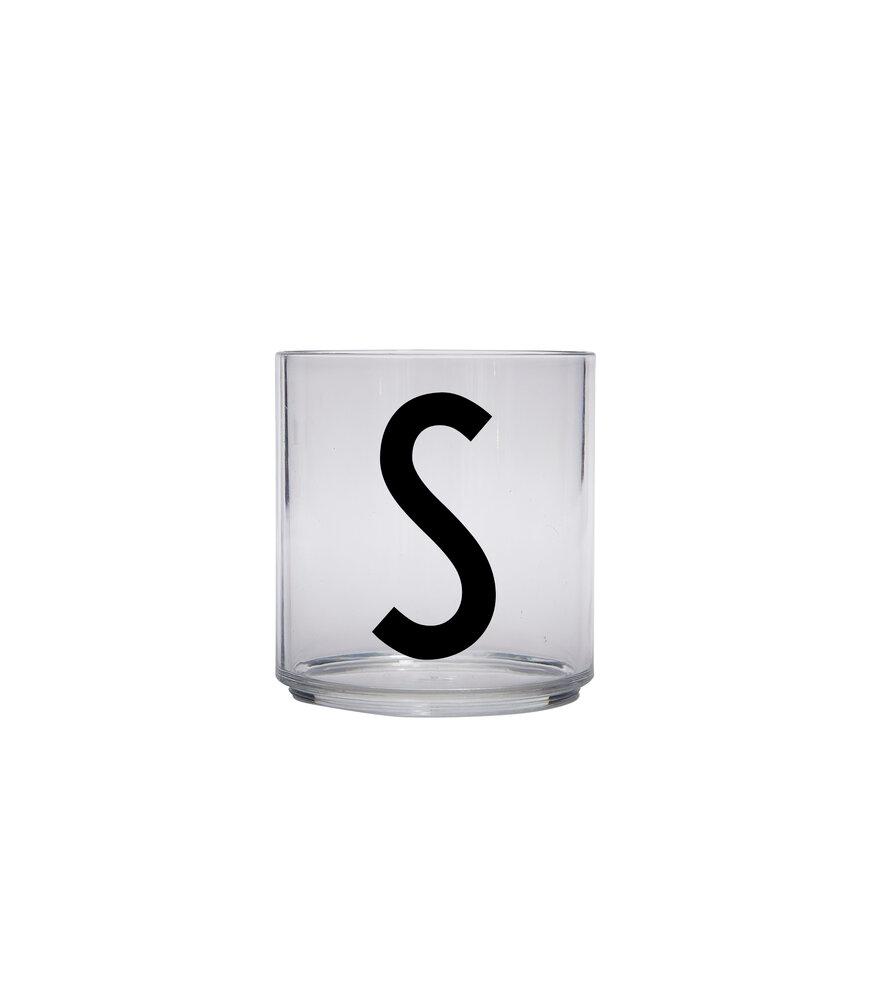 Image of   Design Letters Drikke Glas S