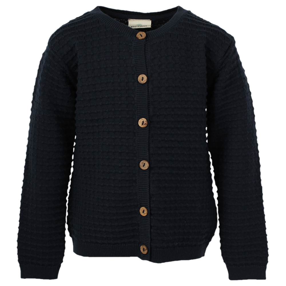 Image of   En Fant Strik cardigan - 03-58