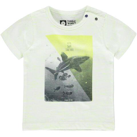 Blicks T-Shirt - White